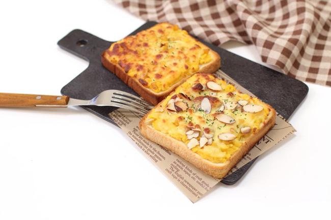 Mách bạn làm món pizza khoai lang siêu tốc cho bữa sáng - Ảnh 4.