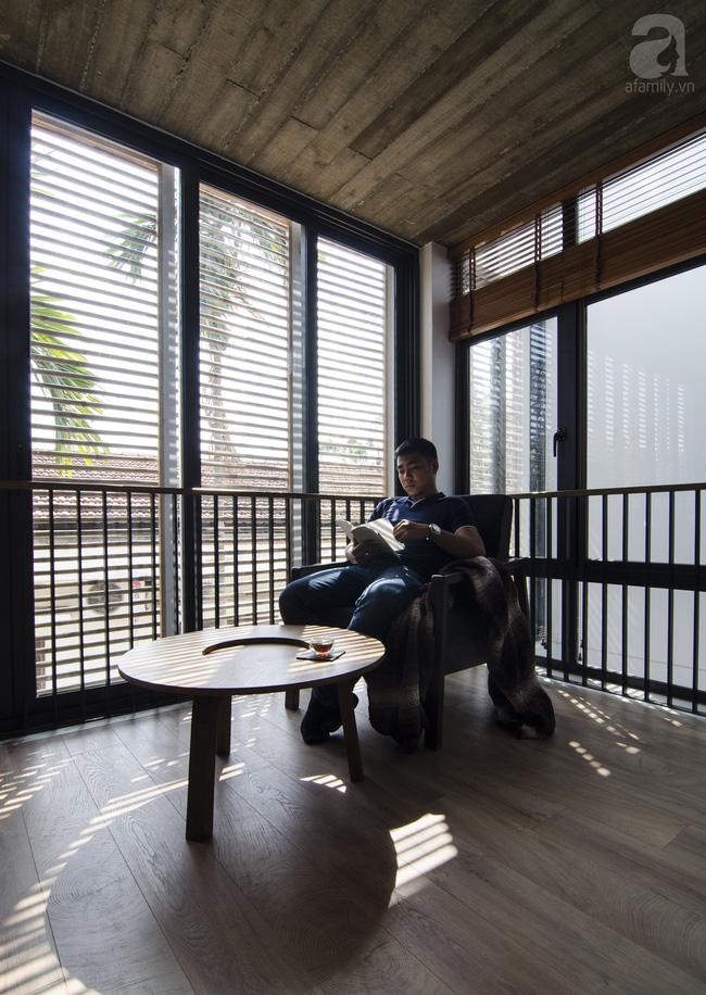 Cuộc gặp gỡ giữa truyền thống và hiện đại trong ngôi nhà 60m² ở quận Tây Hồ, Hà Nội - Ảnh 21.