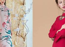 Du Xuân duyên dáng cùng loạt thiết kế áo dài truyền thống có giá dưới 3 triệu đồng