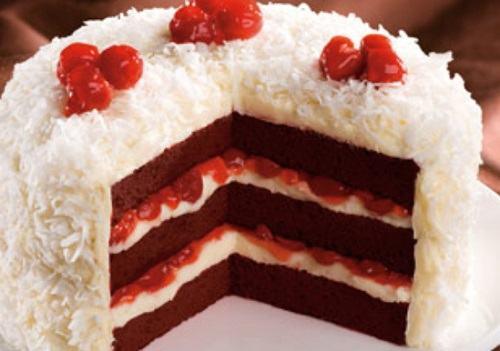 cách làm bánh red velvet pháp chiếc bánh của tình yêu 9