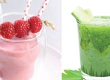6 thức uống giảm cân siêu lành mạnh sau Tết