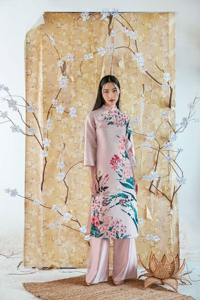 Du Xuân duyên dáng cùng những thiết kế áo dài truyền thống đến từ các thương hiệu Việt với giá chưa đến 3 triệu đồng - Ảnh 2.