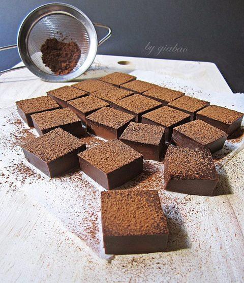 Soft nama chocolate 6