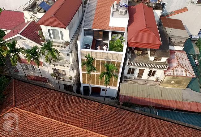 Cuộc gặp gỡ giữa truyền thống và hiện đại của ngôi nhà 60m² ở quận Tây Hồ, Hà Nội - Ảnh 2.