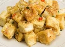 Món đậu phụ chiên xưa như trái đất sẽ ngon gấp tỉ lần chỉ với cách nấu cực dễ này