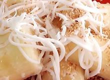 Khoai mì hấp nước cốt dừa ngon bá cháy