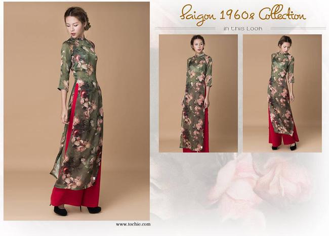 Du Xuân duyên dáng cùng những thiết kế áo dài truyền thống đến từ các thương hiệu Việt với giá chưa đến 3 triệu đồng - Ảnh 5.