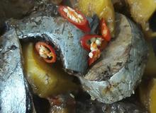 Cá ngừ kho dứa – Món ăn quê biển