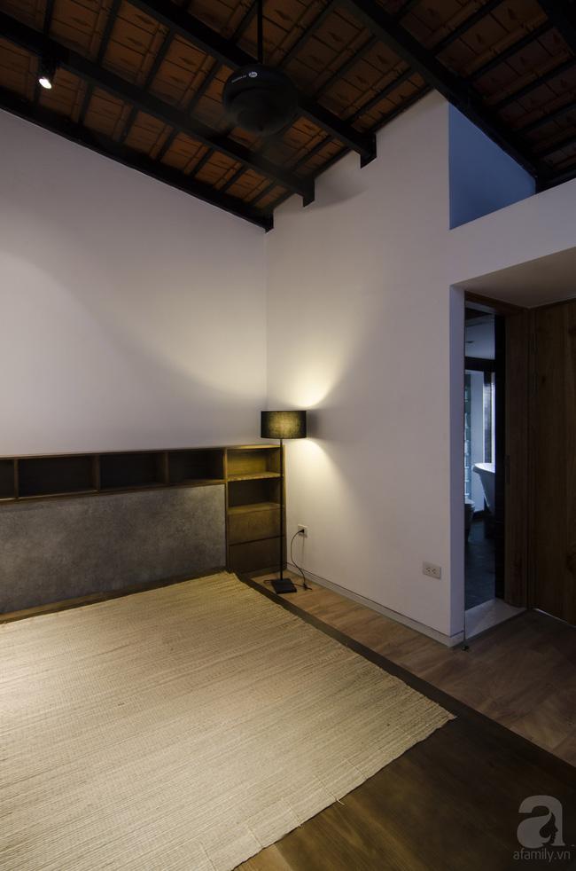 Cuộc gặp gỡ giữa truyền thống và hiện đại của ngôi nhà 60m² ở quận Tây Hồ, Hà Nội - Ảnh 12.