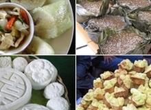 Hấp dẫn những món bánh Tết truyền thống của miền Trung