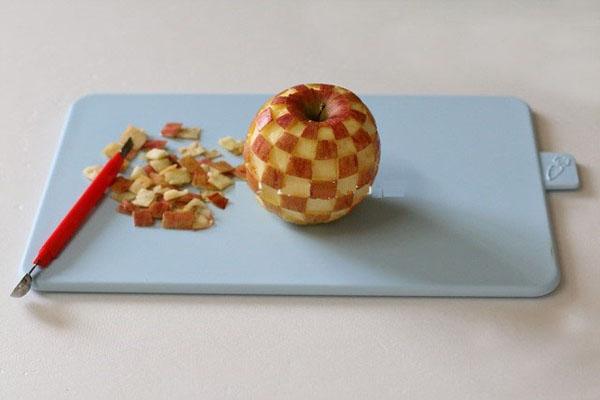 3 cách cắt tỉa trái cây trang trí đĩa đơn giản mà đẹp - Ảnh 5.