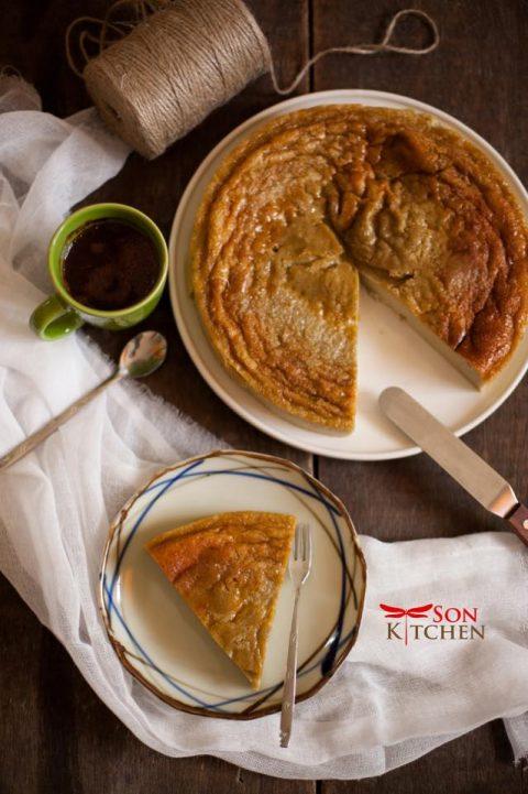 Công thức chuẩn cho món bánh gan mang phong vị miền Tây 2