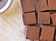 Nama chocolate mềm dẻo cho Valentine với 4 nguyên liệu