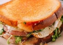 Cuối tuần làm bánh sandwich vừa ngon vừa đẹp mời cả nhà