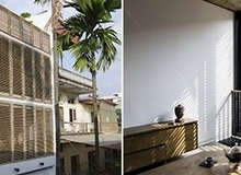 Cuộc gặp gỡ giữa truyền thống và hiện đại trong ngôi nhà 60m² ở quận Tây Hồ, Hà Nội