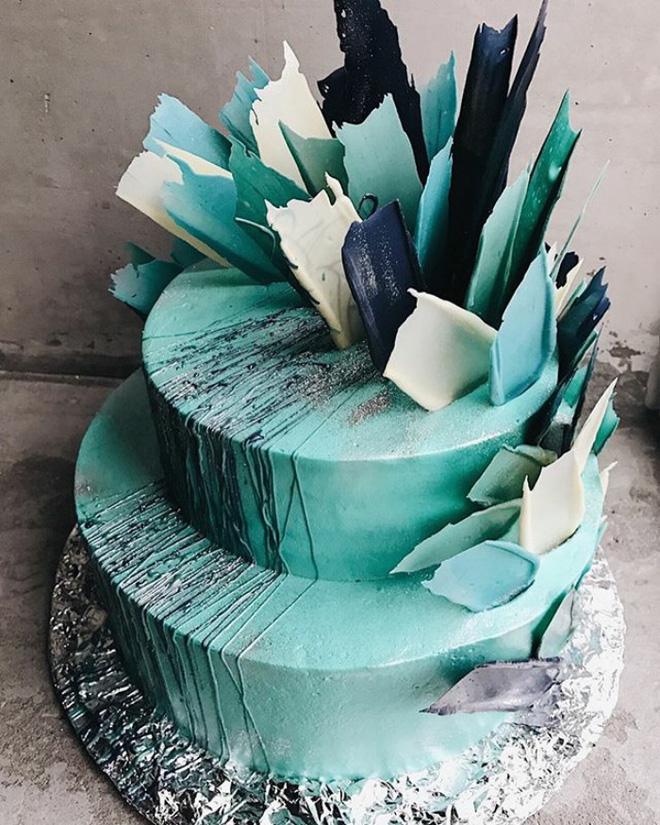 Chiêm ngưỡng tuyệt tác bánh ngọt - Brushstrokes cake đang gây bão mạng xã hội Instagram - Ảnh 6.