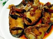 Cá kho ớt cay ngon đậm đà vừa ăn vừa xuýt xoa
