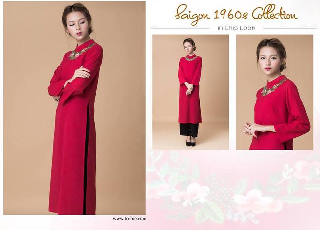 Du Xuân duyên dáng cùng những thiết kế áo dài truyền thống đến từ các thương hiệu Việt với giá chưa đến 3 triệu đồng - Ảnh 3.