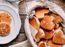Không cần lo nướng vẫn làm được bánh quy thơm giòn