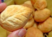 Bánh dứa Đài Loan (công thức vỏ sữa chua)