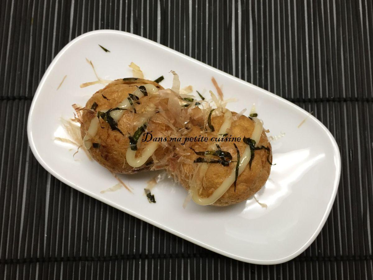 Công thức làm món bánh bạch tuộc – Takoyaki