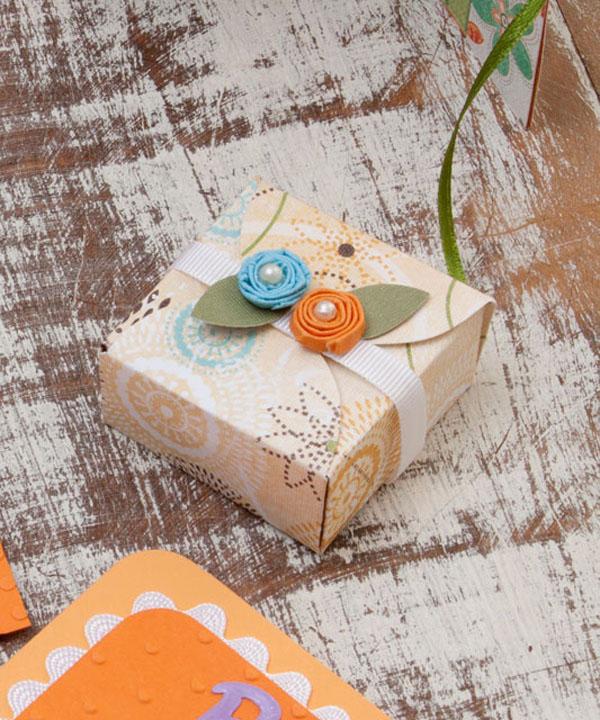 Nhanh tay cắt giấy làm hộp quà nhỏ xinh thật yêu dịp Valentine - Ảnh 8.