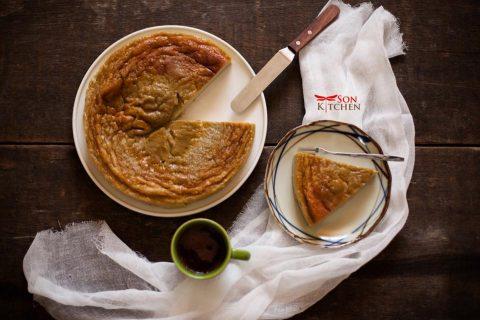 Công thức chuẩn cho món bánh gan mang phong vị miền Tây 1