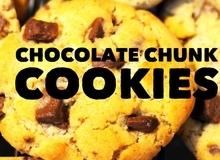 Bánh Quy Chocolate – Chocolate Chunk Cookies