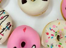 Cách làm bánh donut phủ chocolate đơn giản tại nhà