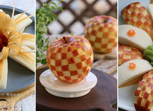 3 cách cắt tỉa trái cây trang trí đĩa đơn giản mà đẹp