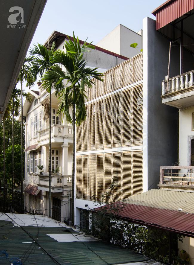 Cuộc gặp gỡ giữa truyền thống và hiện đại của ngôi nhà 60m² ở quận Tây Hồ, Hà Nội - Ảnh 3.