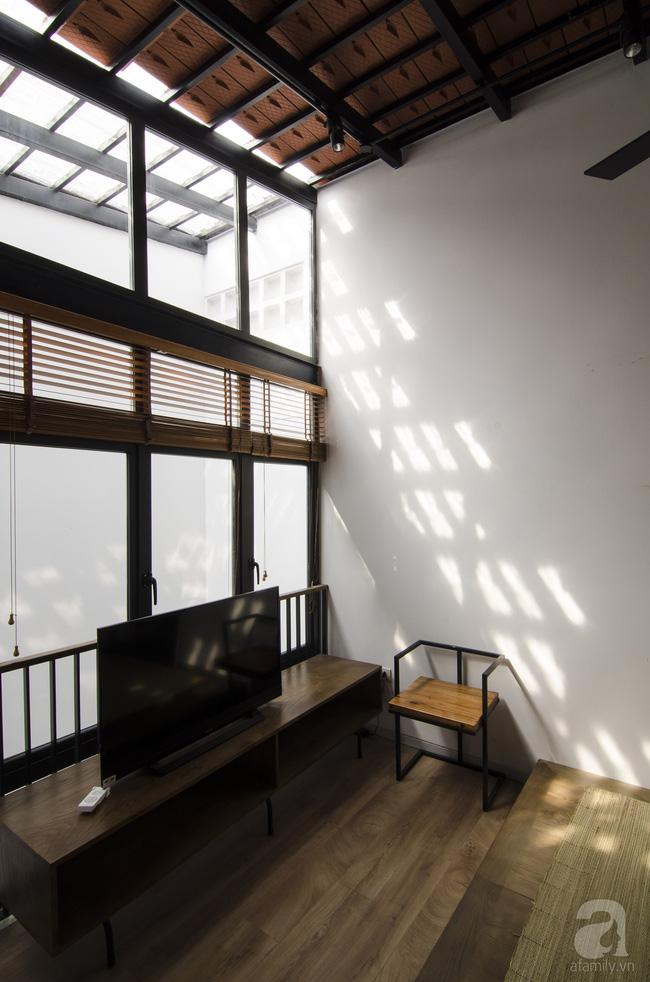 Cuộc gặp gỡ giữa truyền thống và hiện đại trong ngôi nhà 60m² ở quận Tây Hồ, Hà Nội - Ảnh 13.