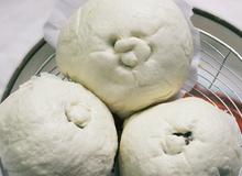 Tự làm bánh bao để dành ăn sáng
