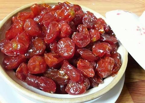 Hướng dẫn làm mứt cà chua cho ngày Tết