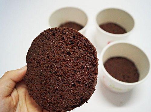 cách làm bánh chậu cây 10