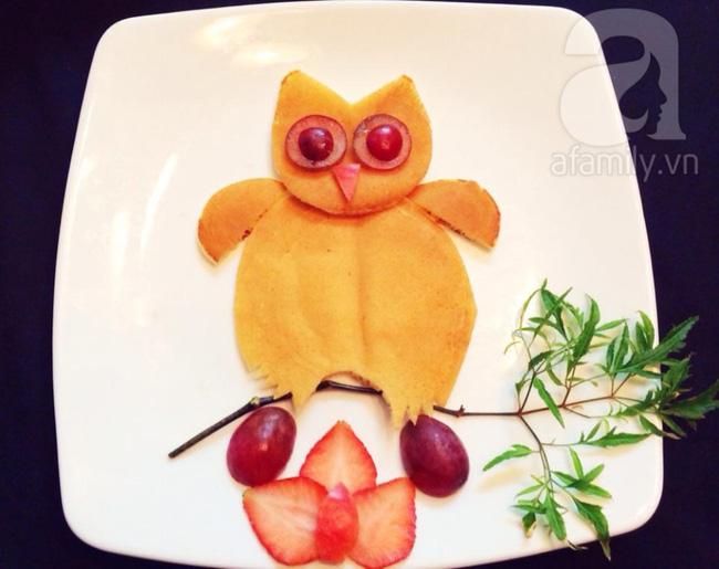 Bữa sáng đổi món với bánh pancake tràn đầy sắc xuân - Ảnh 7.
