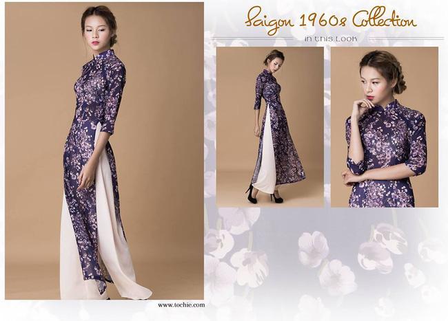 Du Xuân duyên dáng cùng những thiết kế áo dài truyền thống đến từ các thương hiệu Việt với giá chưa đến 3 triệu đồng - Ảnh 6.