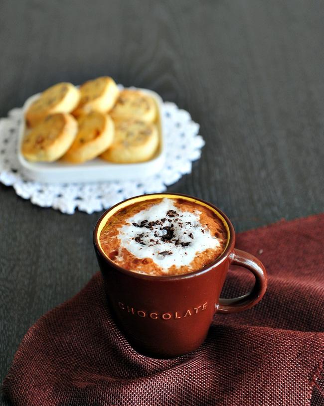 Cách pha sữa chocolate nóng siêu ngon không phải ai cũng biết - Ảnh 6.