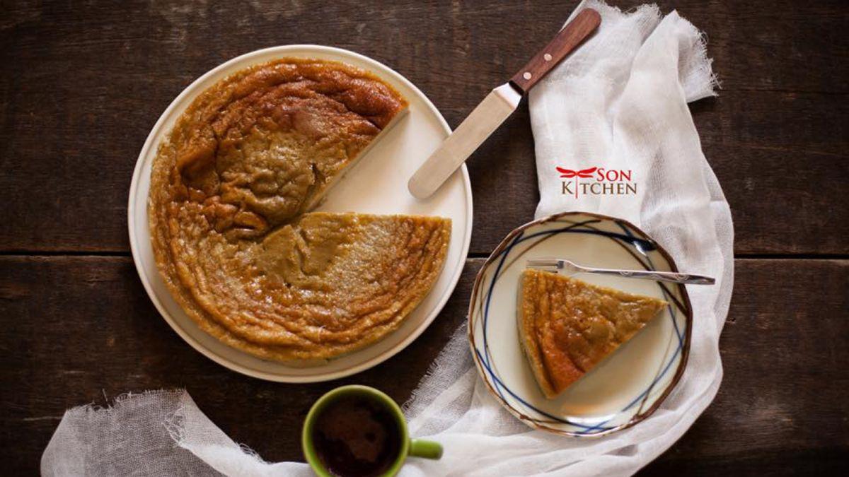 Công thức chuẩn cho món bánh gan mang phong vị miền Tây