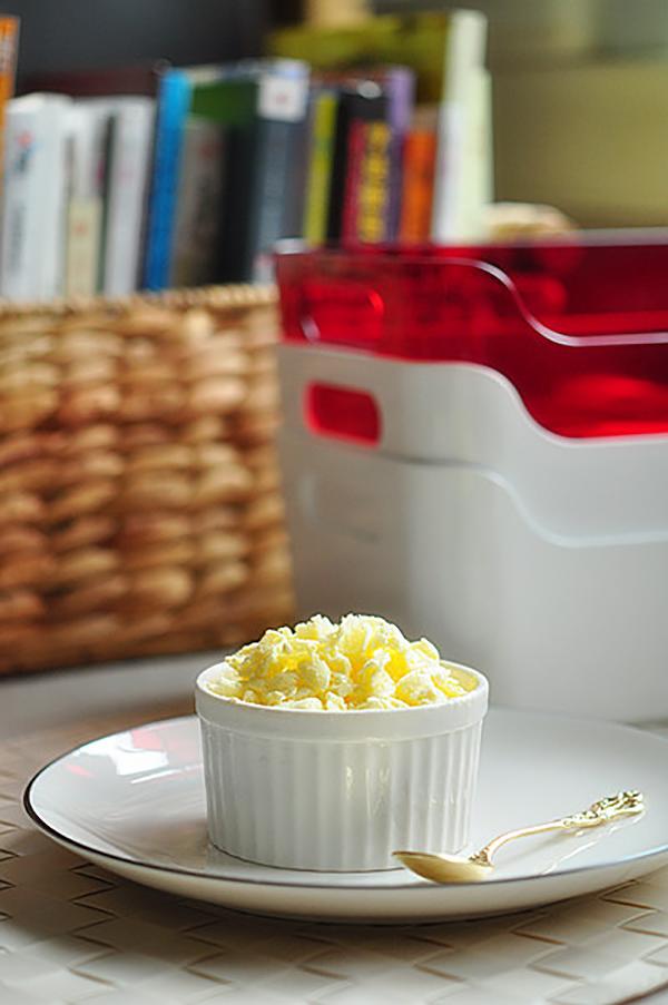 Không cần máy làm kem vẫn làm được kem trứng tuyệt ngon - Ảnh 4.