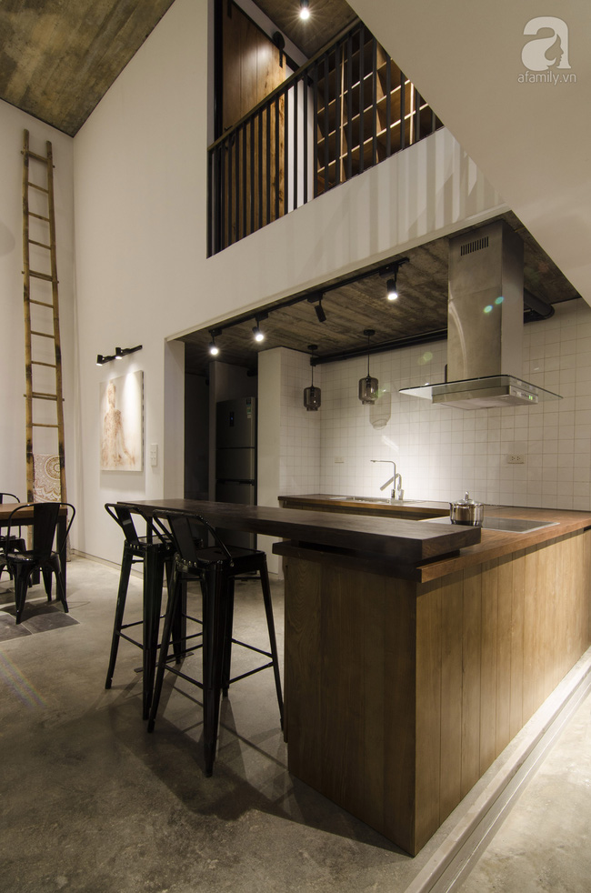 Cuộc gặp gỡ giữa truyền thống và hiện đại trong ngôi nhà 60m² ở quận Tây Hồ, Hà Nội - Ảnh 6.
