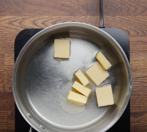 Cách làm bánh su kem ngon tan chảy 2