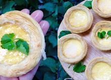 Chi tiết cách làm bánh tart trứng ngon như tiệm
