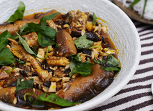 Món ngon mùa Hè: Cách nấu súp lươn Nghệ An ngon