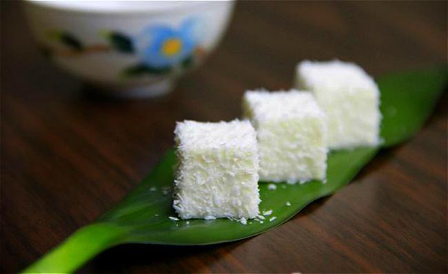 Bánh sữa dừa mát mịn tan chảy ai ăn cũng phải ngất ngây - Ảnh 6.