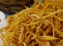 Thử ngay cách làm snack khoai lang thơm giòn ngon khó cưỡng