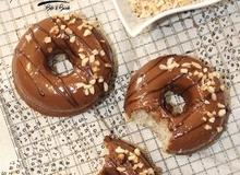 Donut hạt phỉ (Hazelnut Donuts)