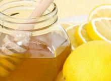 Cách ngâm chanh mật ong trị ho, viêm họng