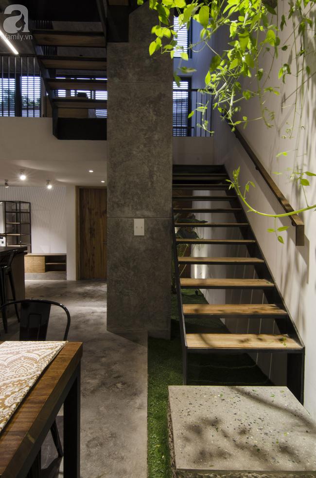 Cuộc gặp gỡ giữa truyền thống và hiện đại của ngôi nhà 60m² ở quận Tây Hồ, Hà Nội - Ảnh 7.