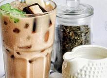 """Trà sữa flan truyền thống – món ngon chưa bao giờ hết """"hot"""""""